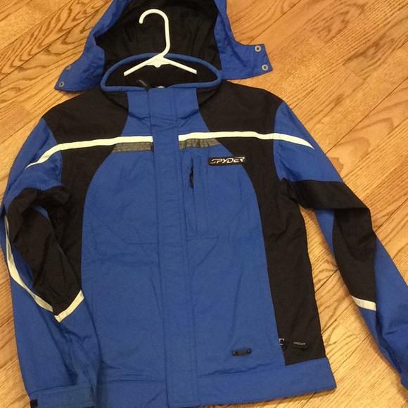a00d8af72 Boys Spyder ski jacket